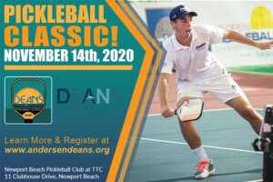DEANS Pickleball Tournament