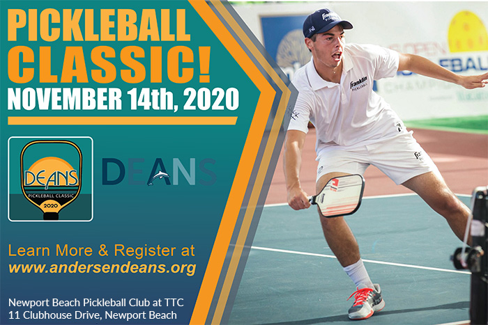 DEANS Annual Pickleball Tournament