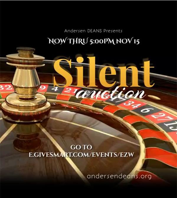 DEANS Silent Auction 2020