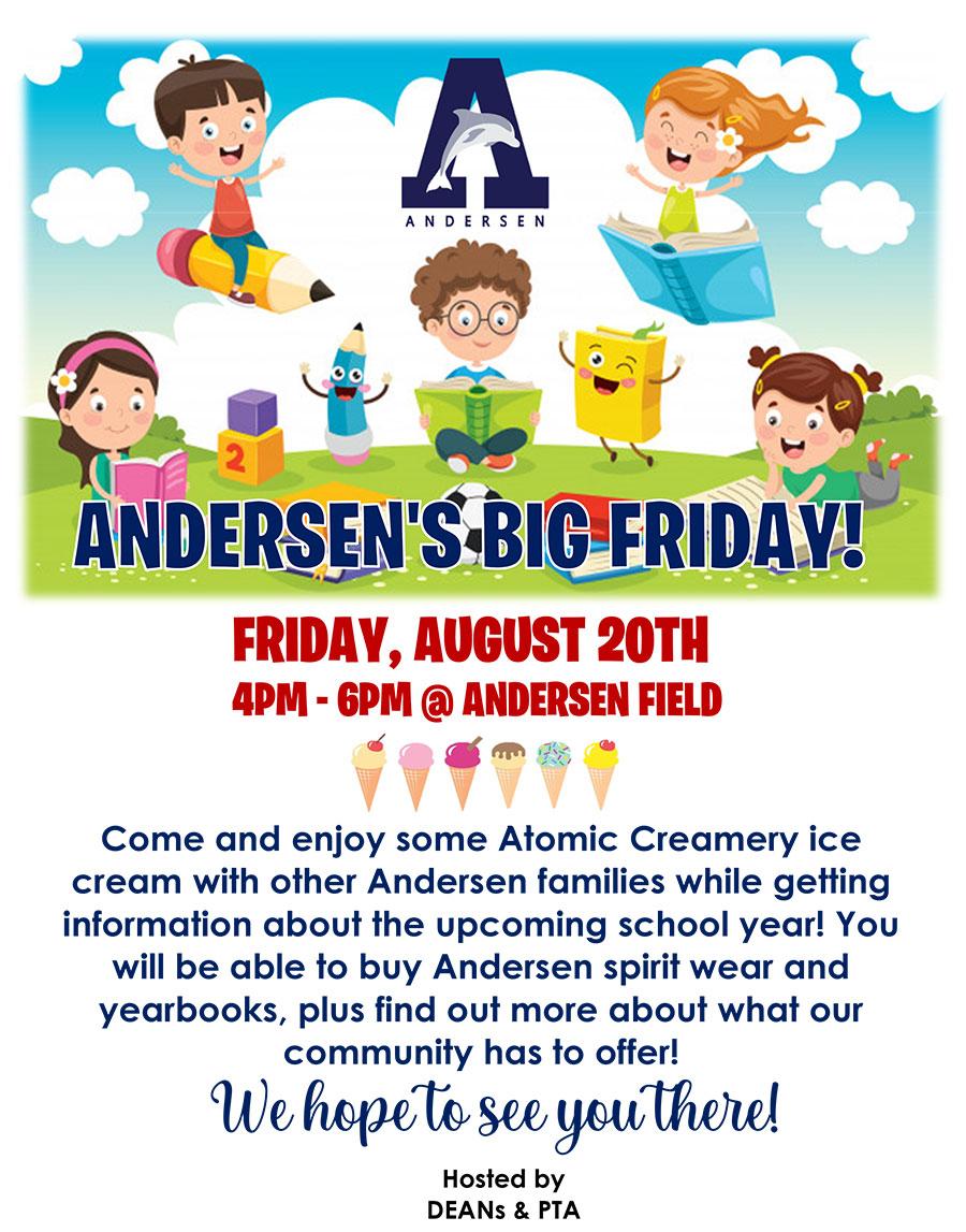 Ice Cream Event Invite